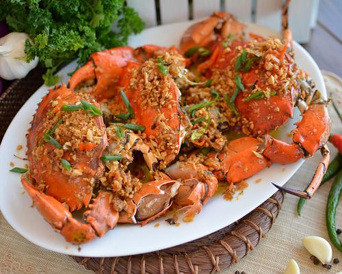 Aquatico Crab