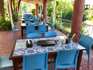 Veranda Outdoor Cooking