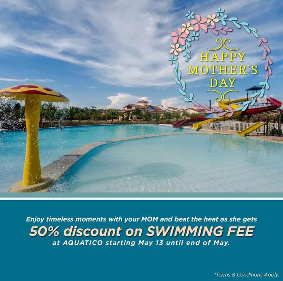 Aquatico May Promo