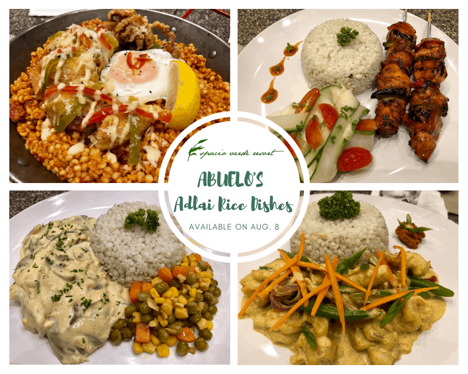 Abuelo's Adlai Dishes